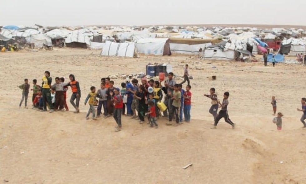 سكان مخيم الركبان: علاوة على المرض والحاجة.. الشتاء يشكل تهديدا حقيقيا