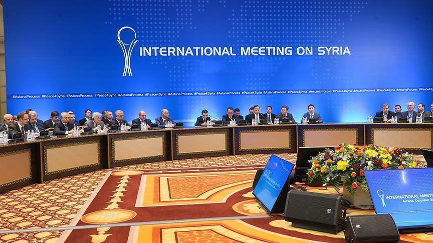 أجندة اجتماع آستانا غداً: إدلب والدستور والمعتقلين