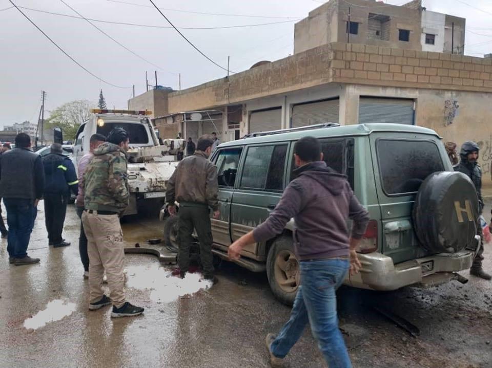 القامشلي: انفجار عبوة يسفر عن مقتل مسؤول في الحماية الجوهرية وإصابة آخر