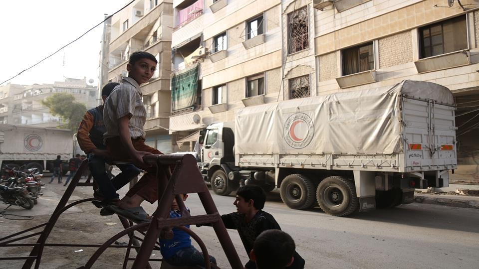 خمسة ملايين دولار من اليابان لإعادة تأهيل مدينة حرستا في الغوطة الشرقية