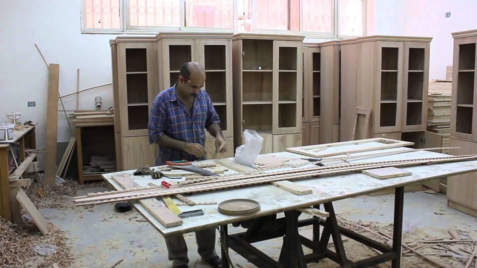 الغوطة الشرقية.. افتتاح أول صالة مفروشات في مدينة سقبا منذ العام 2011