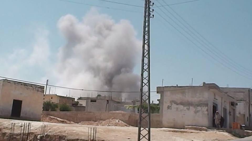 ضحايا في المنطقة منزوعة السلاح بريف حماة وتخوف من إفشال «سوتشي»