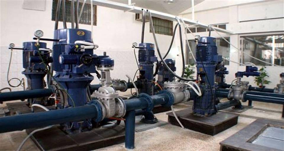 دير الزور… مجلس محلي تابع لـ«قسد» يبدأ بتأهيل محطة مياه بلدة الصبحة