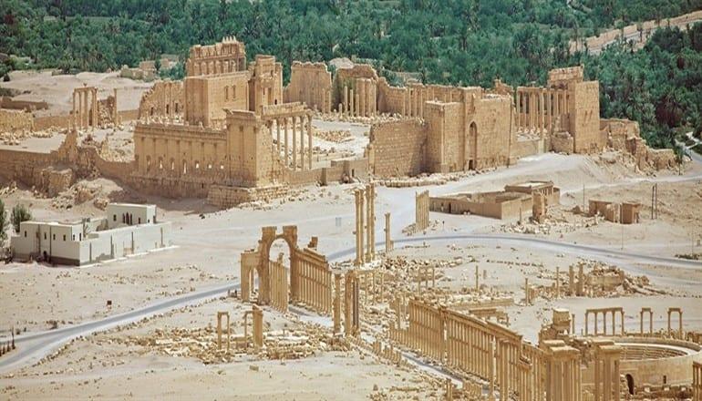 عدد الأدلاء السياحيين في سوريا يتراجع بنسبة 94% مقارنة بـ 2010