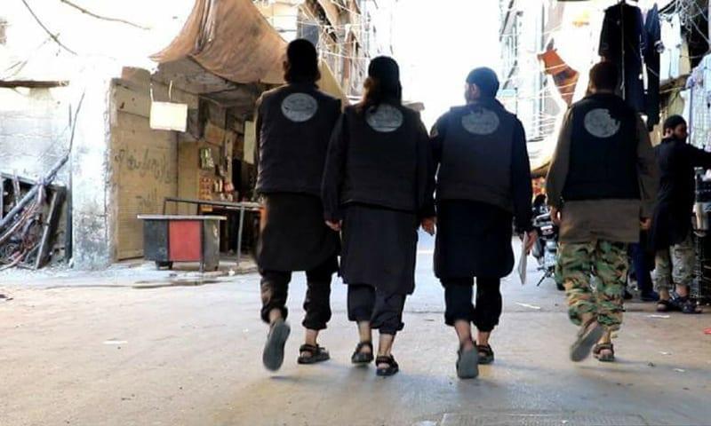 دور تنظيم «داعش» في فشل الثورة بالجنوب الدمشقي