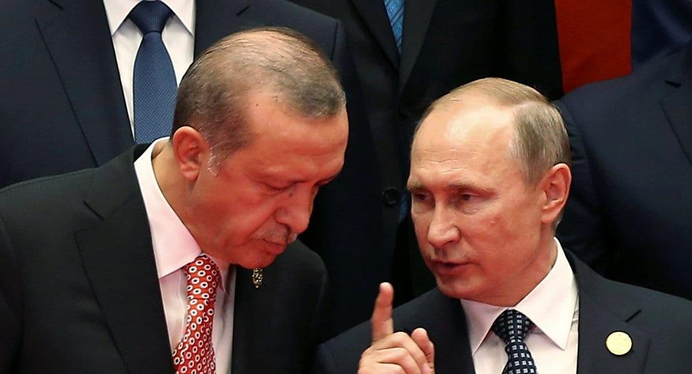 أردوغان: عملية عسكرية في سوريا على رأس مباحثاتي مع بوتين
