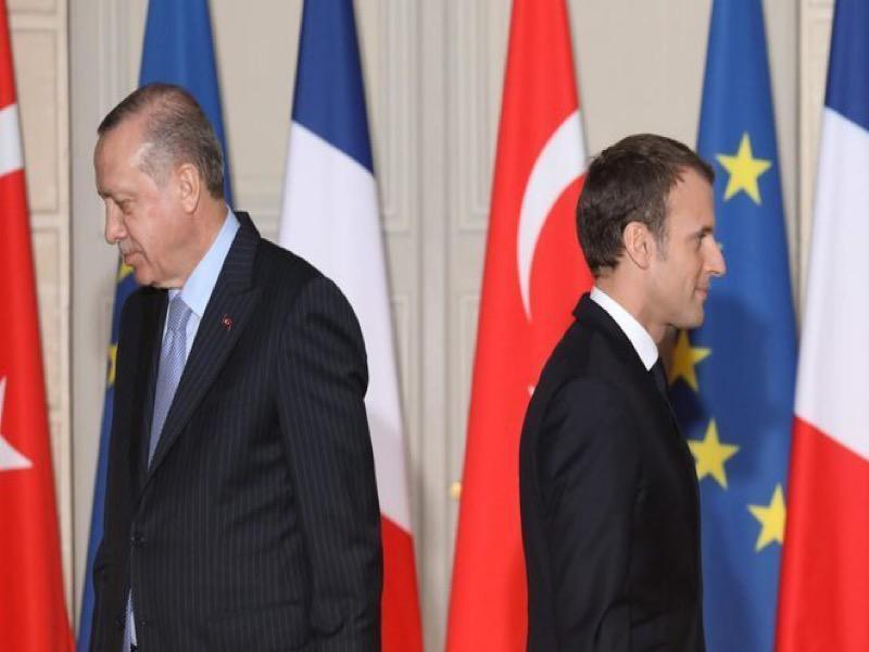 تركيا تندد: استقبال ماكرون لوفد من «قسد» لإضفاء الشرعية…