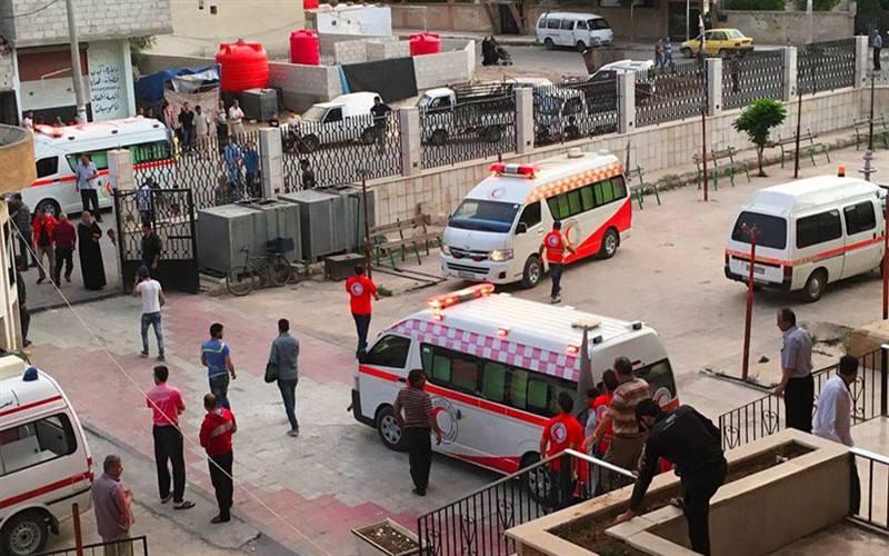 حكومة النظام توقف الدعم عن المستوصف الوحيد في درعا البلد
