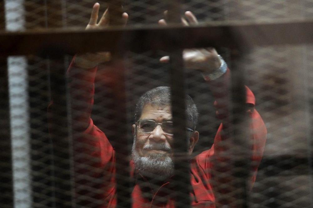النيابة العامة المصرية تطالب بإعدام الرئيس الأسبق محمد مرسي