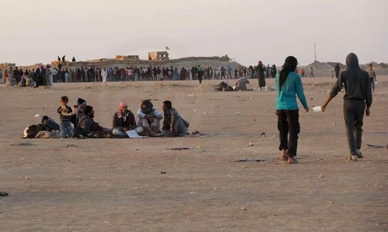 استمرار الاتهامات بمقتل المدنيين بديرالزور بين النفي والتأكيد