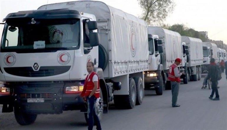 """تعرف على مكاسب النظام في حال نقلت الأمم المتحدة مكاتب """"المنظمات الإنسانية"""" إلى دمشق"""