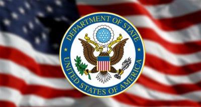 الخارجية الأمريكية تأمر «بعض» موظفيها مغادرة العراق وتعلق عملها في بغداد وكردستان