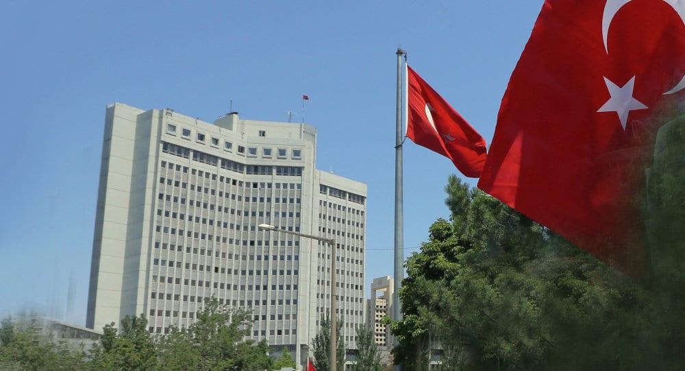 مذكرات اعتقال بحق 249 موظفاً بالخارجية التركية