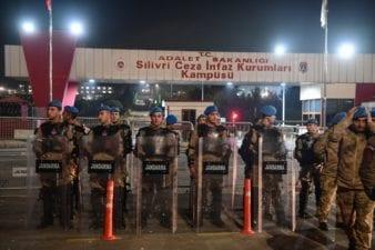 تركيا: 91 سجناً جديداً بتكلفة 13 مليار ليرة في عامين و260 ألف معتقل