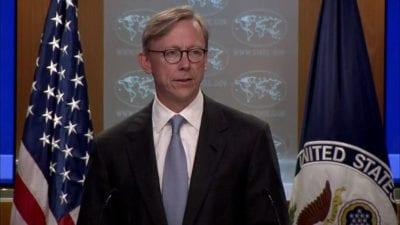 هوك: لعبة «القط والفأر» التي تلعبها إيران مع أوروبا لا تصلح معنا