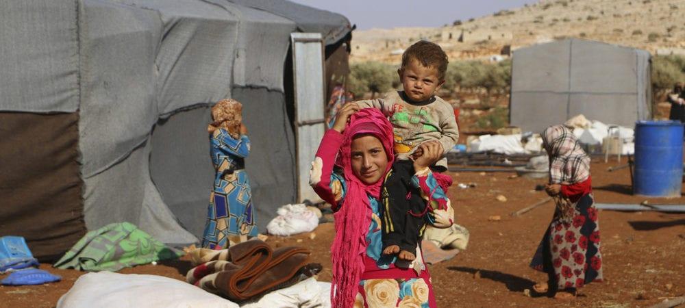 برنامج الأغذية العالمي: حرمان 47 ألف من المساعدات في إدلب لانعدام الأمن