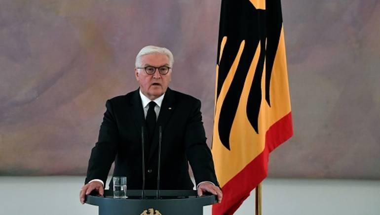 الرئيس الألماني يوجه رسالة للمسلمين بمناسبة حلول عيد الفطر