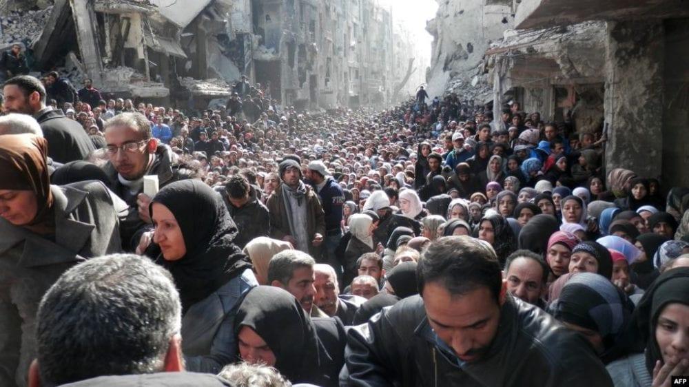 مخيم اليرموك.. أحلام العودة المحطمة على أنقاض الشتات