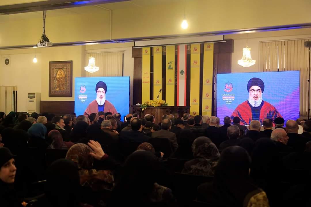 تبرعات جمهور حزب الله هل هي مؤثرة فعلاً؟