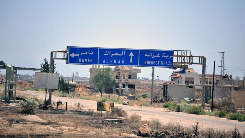 """سوريا ـ الطفلة """"ليمار"""" ضحيةٌ جديدة للأوضاع الأمنية المتردية في درعا"""