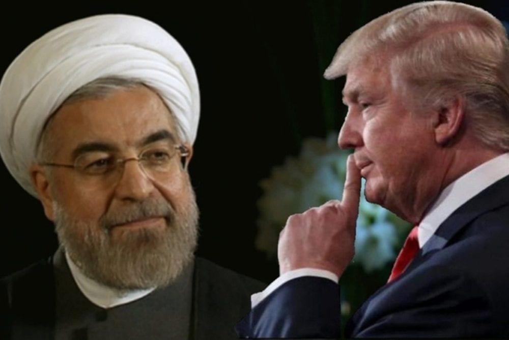 ترامب رداً على روحاني: تهديداتك ستعود لعضك كما لم يُعض أحد من قبل!