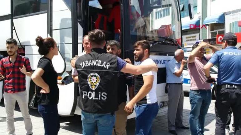 هجرة إسطنبول توقف عمليّات ترحيل السوريين إلى بلادهم