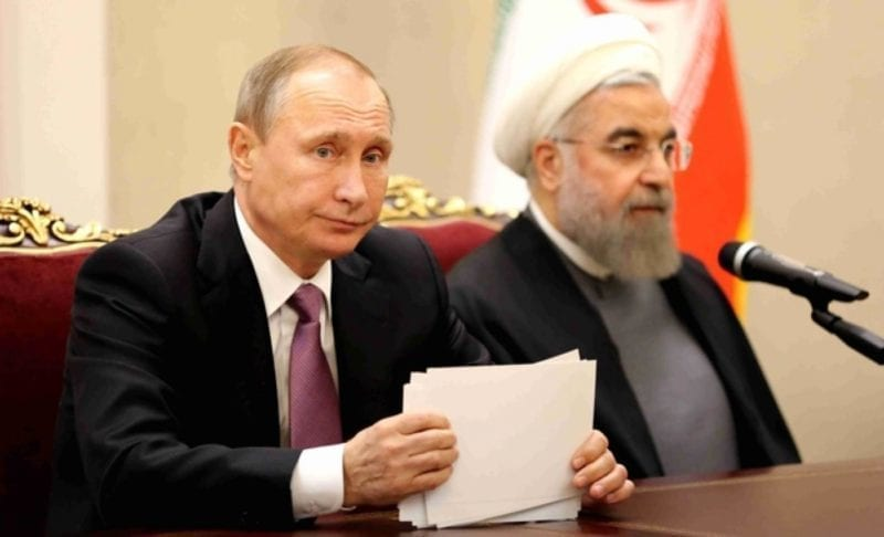 بعد أن «بلعوا الأخضر واليابس» صراع روسي إيراني على من يرحل من سوريا أولاً