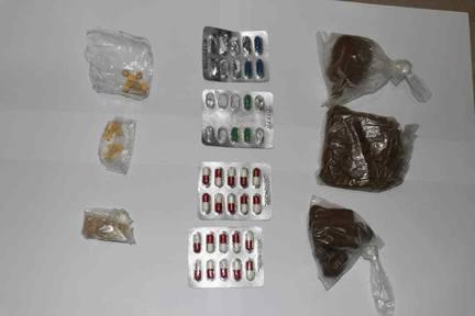 الأسايش تلقي القبض على شبكة لمروجي وتجار المخدرات في الحسكة