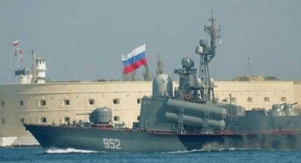 جديد موسكو: افتتاح محطة لإصلاح السفن الحربية الروسية في طرطوس