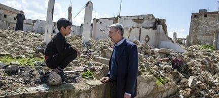 دمشق تطلب من الاتحاد الأوروبي المساعدة في عودة اللاجئين