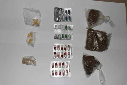 الأسايش تلقي القبض على شبكة للمروجين وتجار المخدرات في الحسكة
