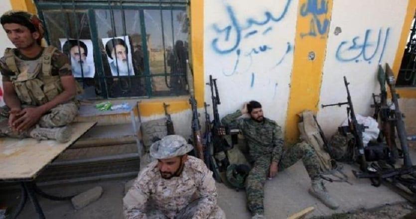 الميليشيات الإيرانية بدير الزور.. مجدداً تحت رحمة قصفٍ جويّ مجهول الهوية