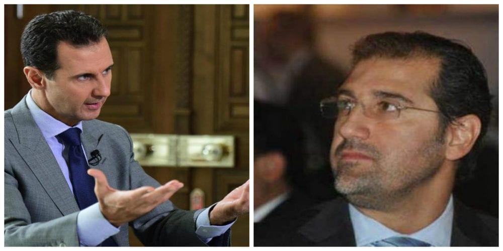 الإقامة الجبرية على رامي مخلوف والإطاحة بالأسد حديث وسائل الإعلام الروسية