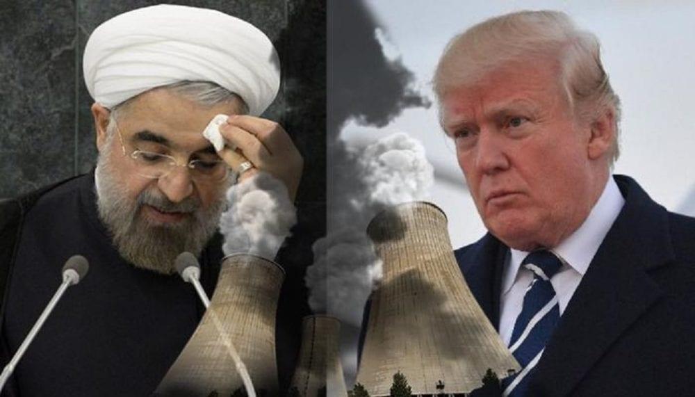 """ترامب يأمر بتشديد العقوبات على إيران وروحاني ينتظر """"الفيزا"""" الأميركية"""