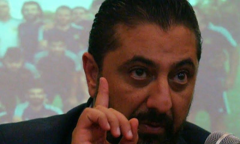 أنباء عن حجز أموال رئيس اتحاد كرة القدم السابق وقريب محمد حمشو