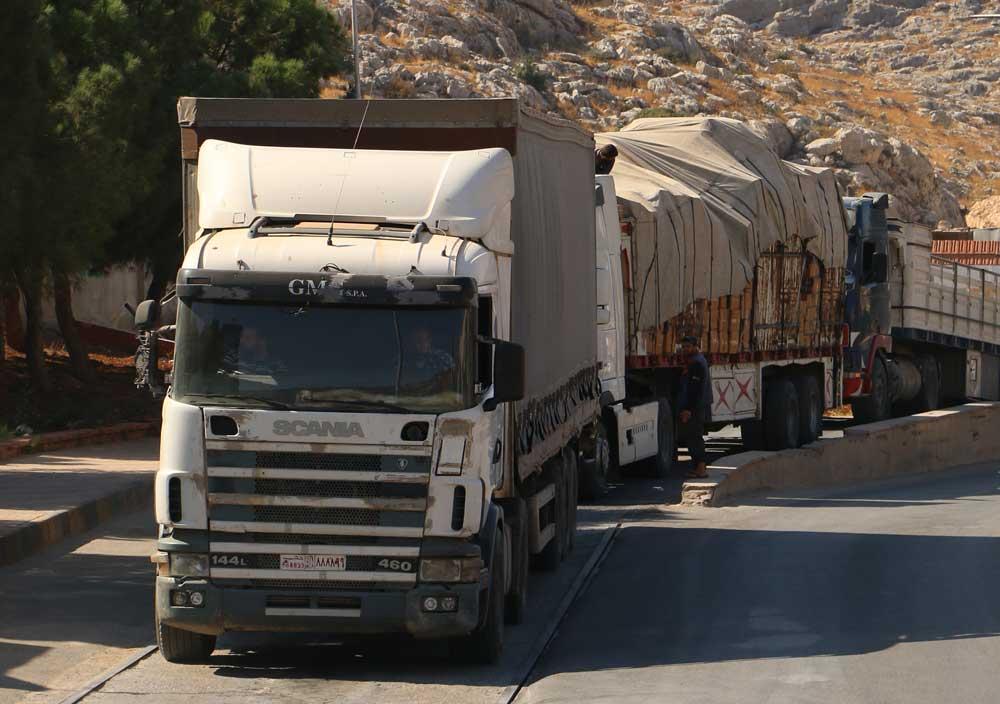 7.5 ملايين دولار شهرياً أرباح هيئة تحرير الشام من سيطرتها على إدلب