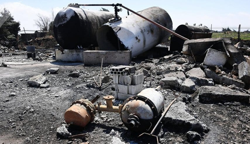 الحكومة السورية تكشف حجم الخسائر الاقتصادية منذ 2011