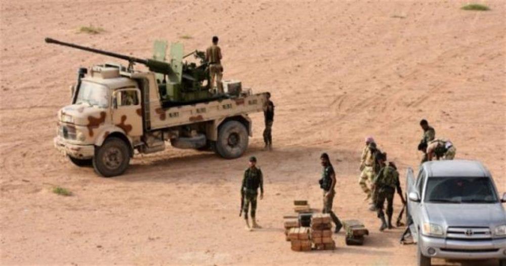 لأول مرة… منظومة دفاع جوي تابعة لمليشيات إيران في دير الزور