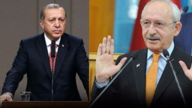زعيم المعارضة التركية يتهم إردوغان بعدم الحياد ويطالب بتعديل دستوري