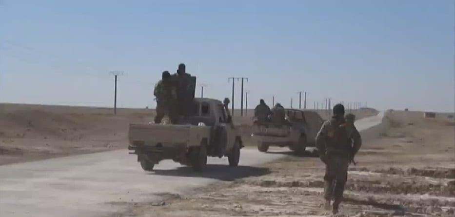 اشتباكات بين «قسد» وقوات النظام في ديرالزور.. والتحالف يتدخل
