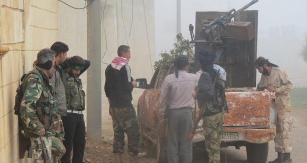 """""""أحرار الشام"""" و""""الحمزات""""… جولة جديدة من الاشتباكات شمال شرق حلب"""
