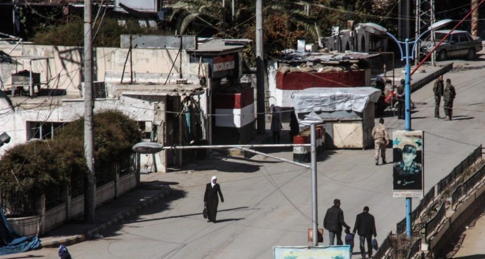 ريف دمشق مثقل بالمشاكل والحكومة لاتقدم سوى الوعود