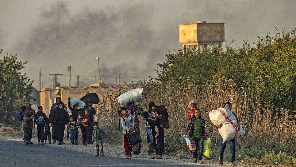 الأمم المتحدة تشك بنوايا تركيا في المنطقة الآمنة وتوضح الموقف الأممي منها