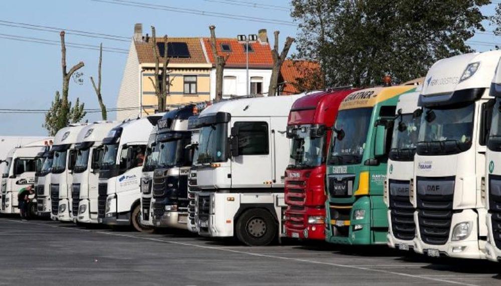 بينهم سوريين… العثور على 12 مهاجراً داخل شاحنة تبريد في بلجيكا