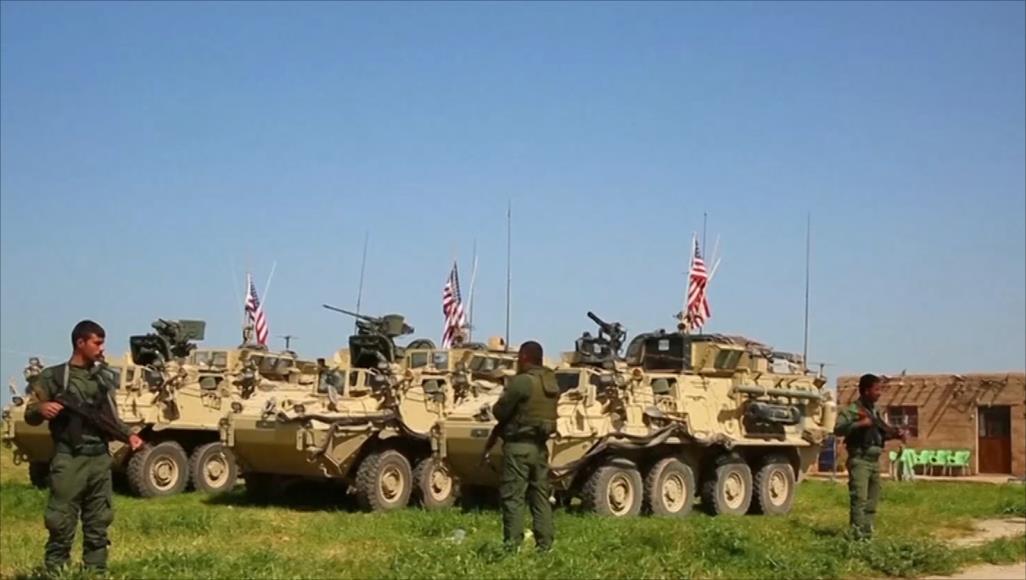 القوات الأميركية تعود إلى بعض قواعدها داخل الأراضي السورية