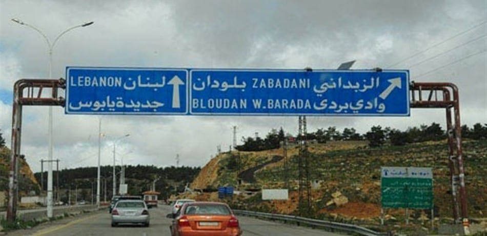 تظاهرات لبنان تُغري جشع السائقين بين الحدود ودمشق
