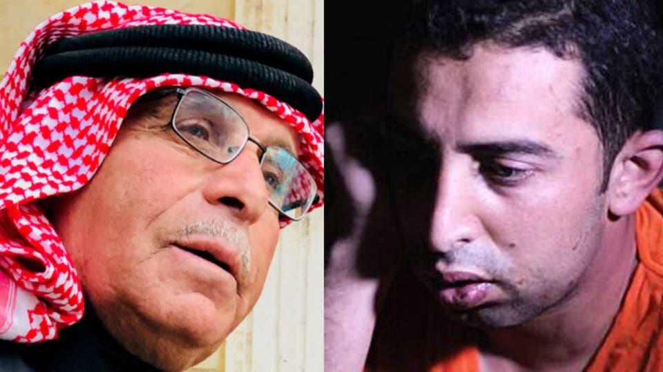 والد الطيّار الكساسبة: فرحتي لا توصف بمقتل البغدادي وكم تمنيت لو قتلته بطريقتي