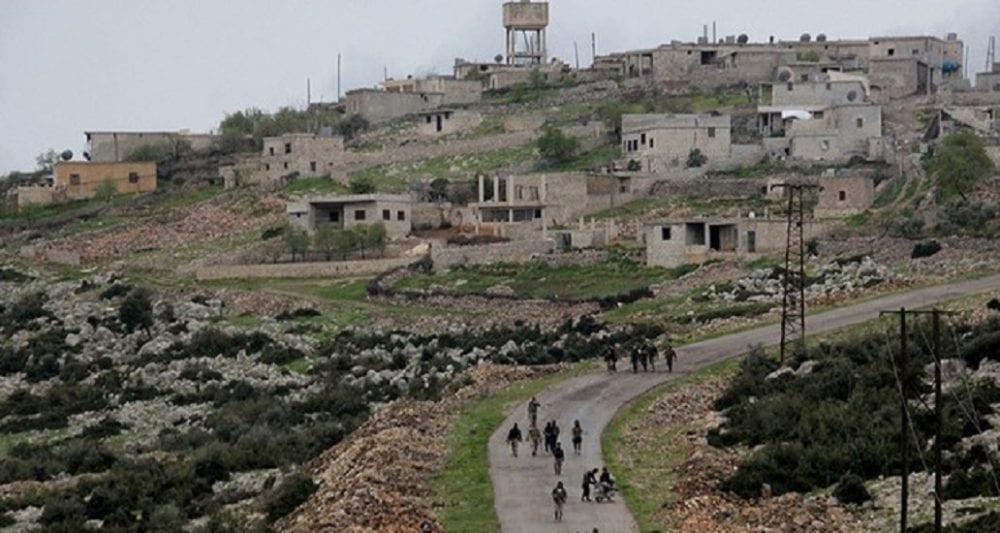 الفصائل الموالية لتركيا تعتقل 7 مواطنين في عفرين