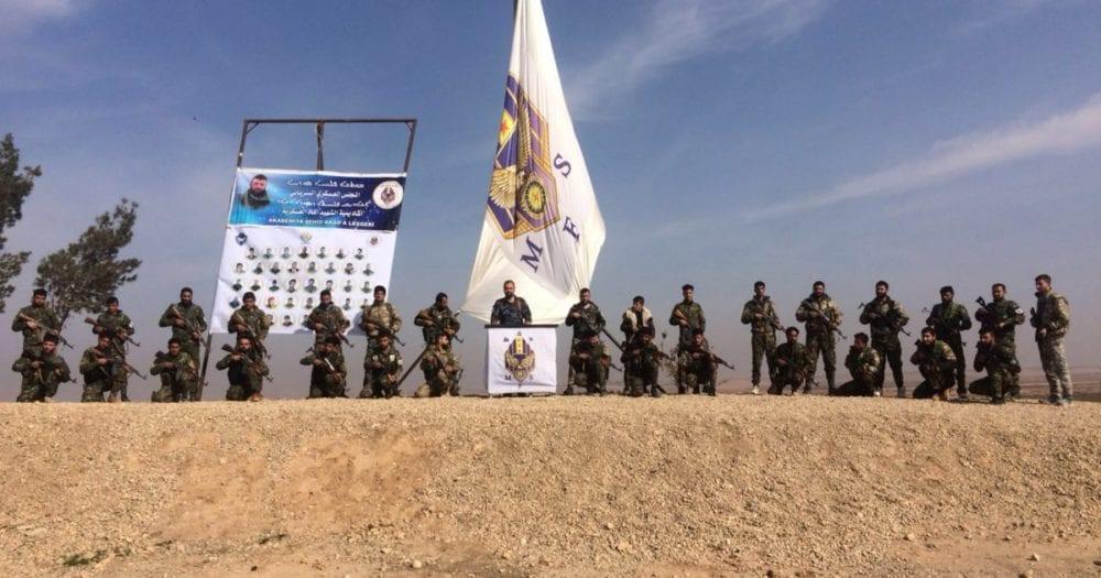 القوات الآشورية والسريانية تتولى حماية منطقة الخابور من الهجوم التركي