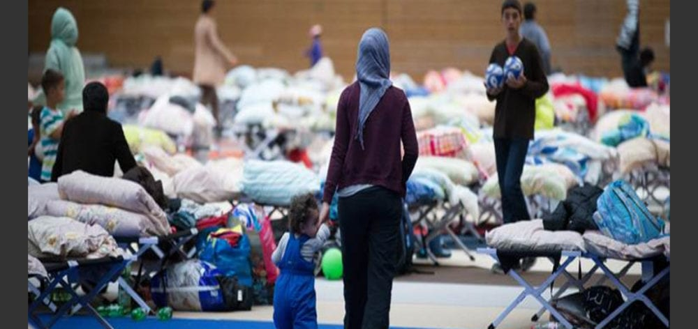 الحكومة البلجيكية: أماكن اللجوء امتلأت ولم يعد بإمكاننا استقبال اللاجئين